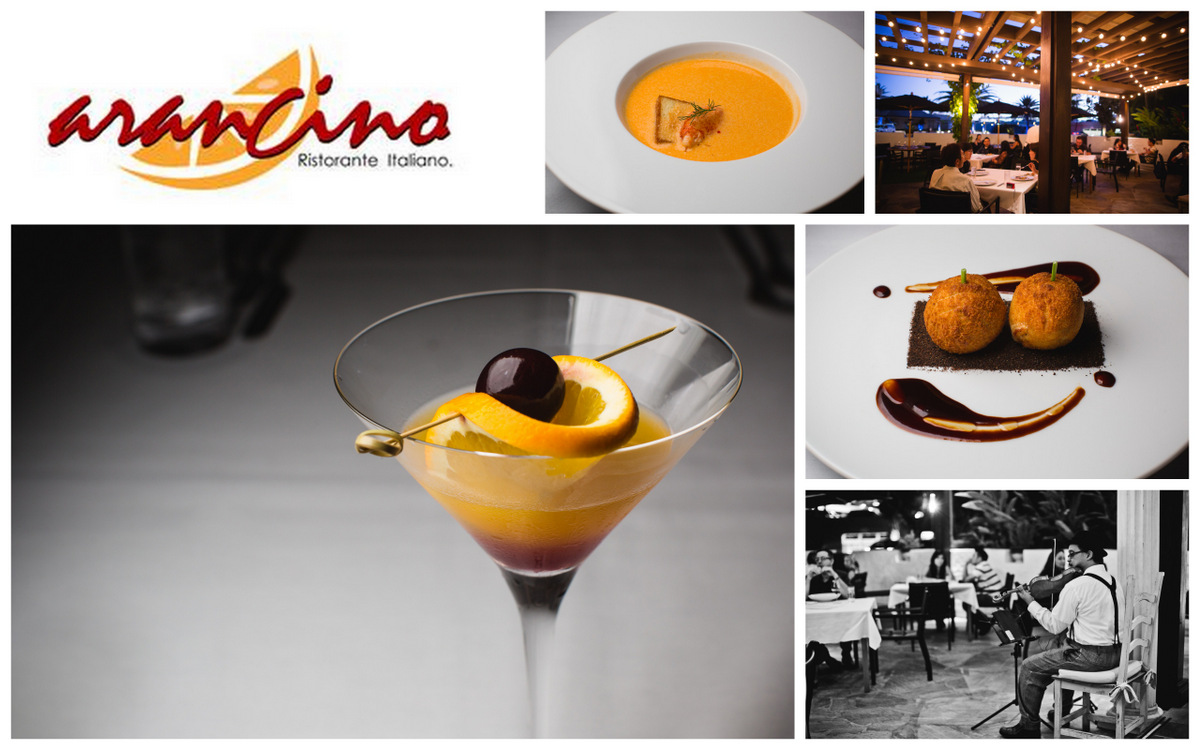 Arancino Restaurant Kahala - Honolulu Hawaii Food Photography - Client list - Kapono Photoworks