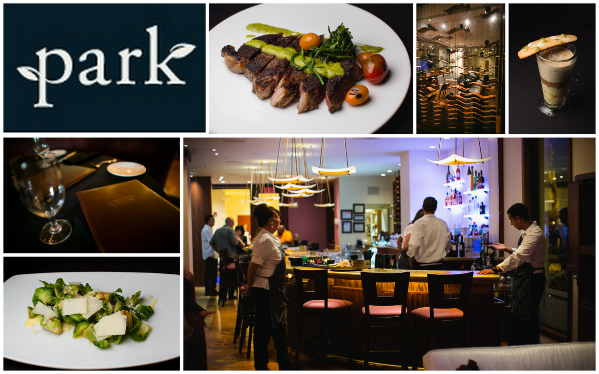 Park Restaurant Wakiki Hawaii Food Photography
